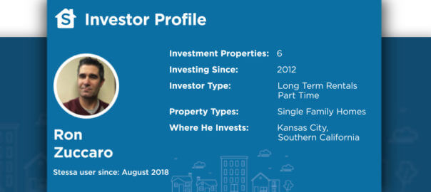 Stessa Investor Profile Ron Zuccaro