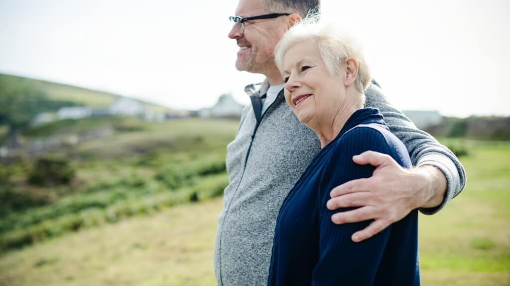 Effect of senior income on real estate