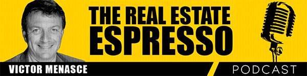 Best Real Estate Podcasts - The RE Espresso